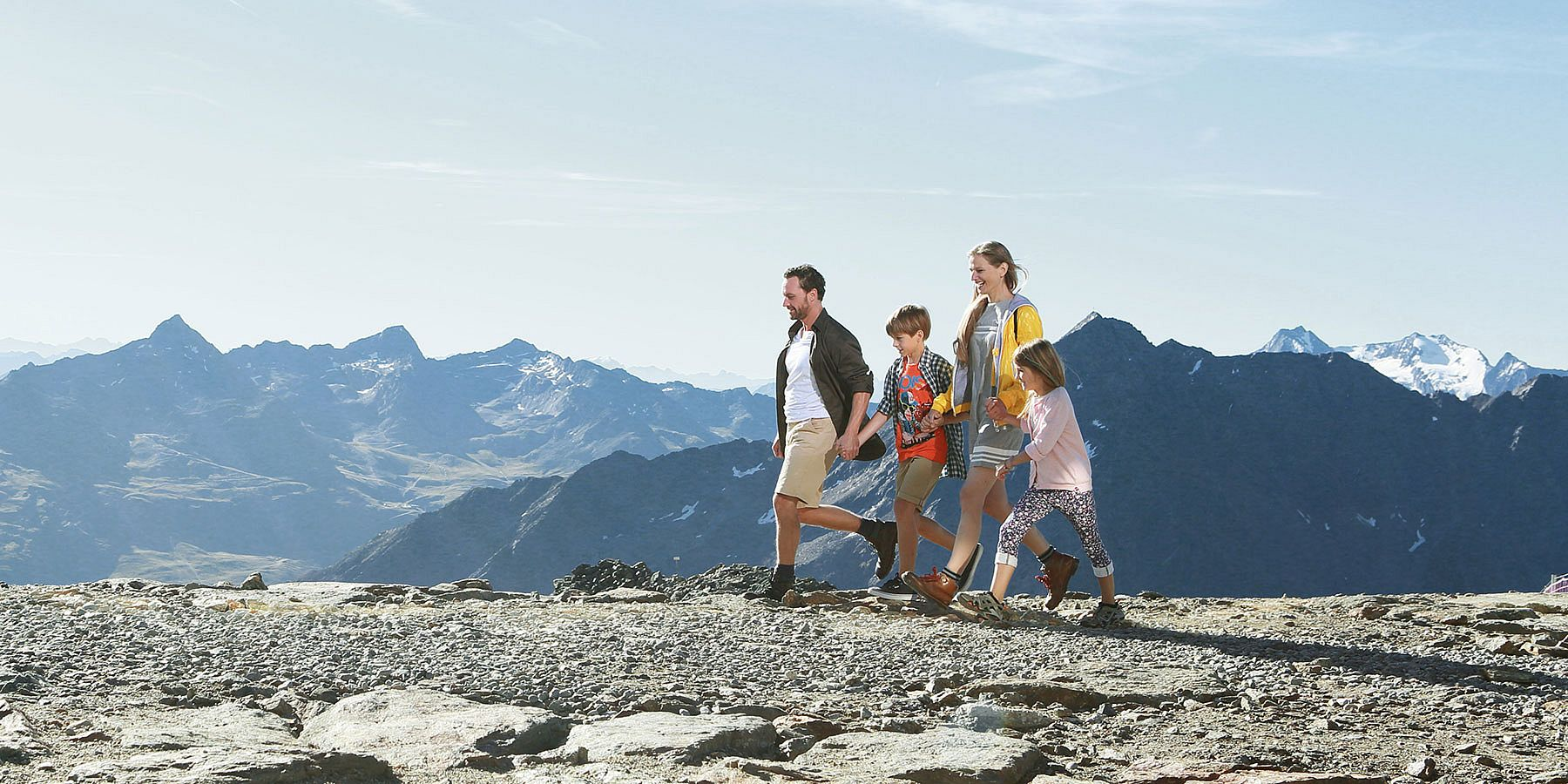 Familienurlaub inkl. Ötztal Premium Card